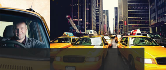 Solutions for the taxi business